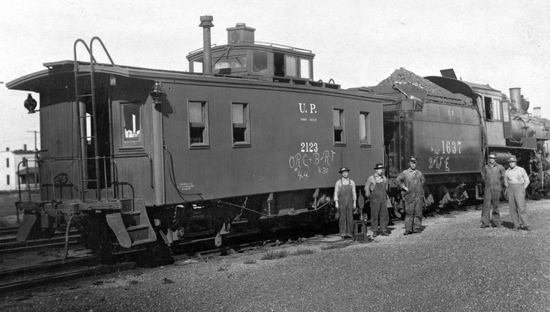 UP: A Brief History of the Caboose