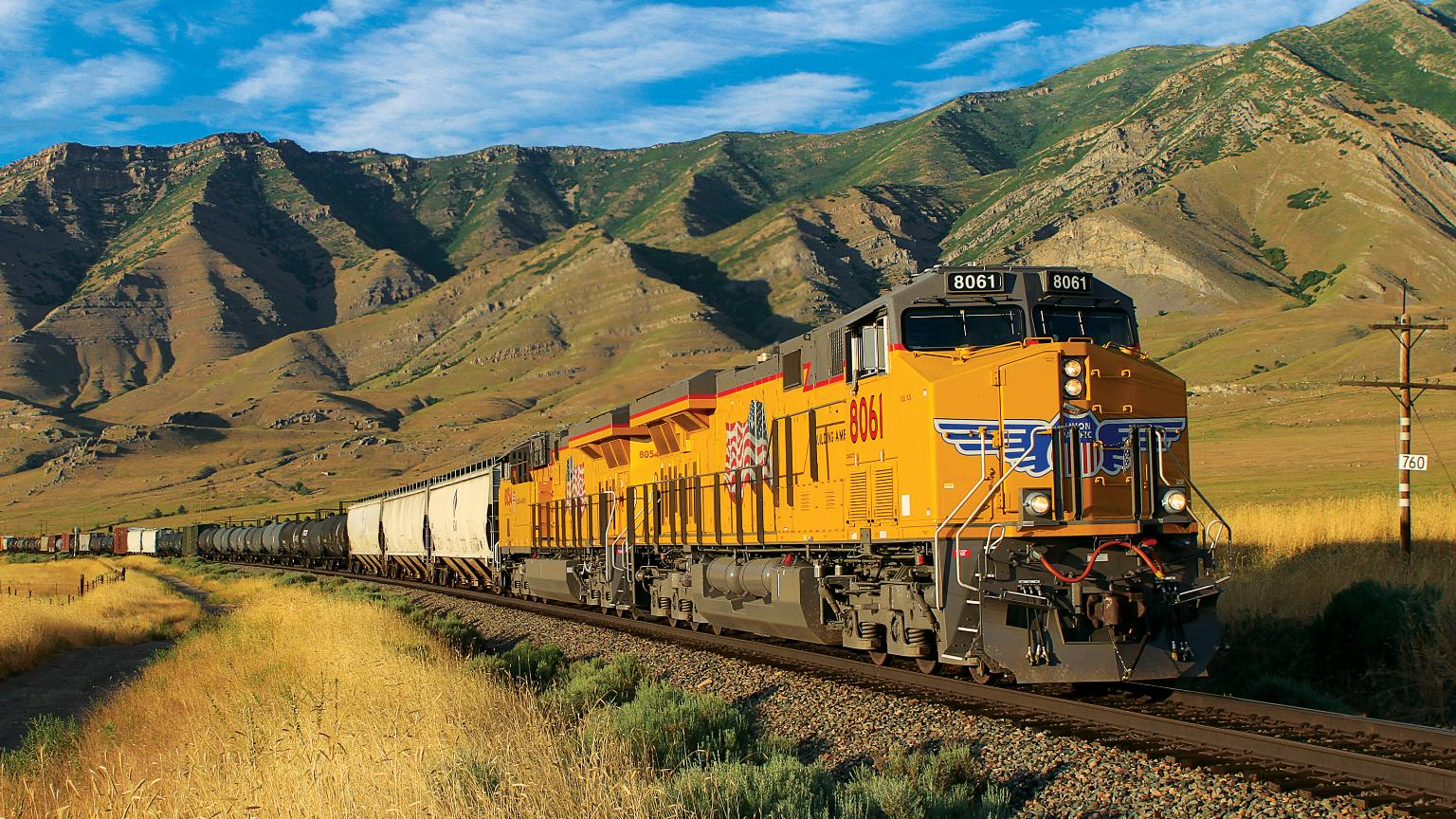 Up Union Pacific Our Journey To Growth Transformation