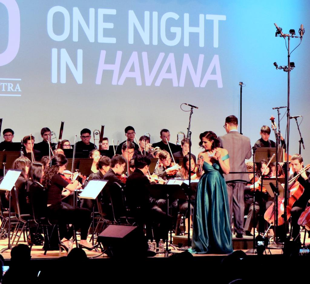 Medium Retina | Inside Track: Youth Orchestra for One Night in Havana