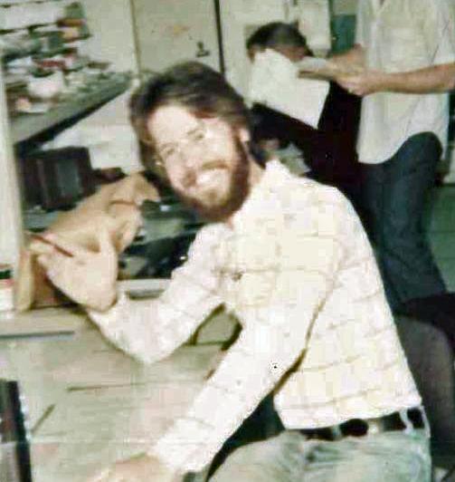Original | Inside Track: Pat McMullen 1975