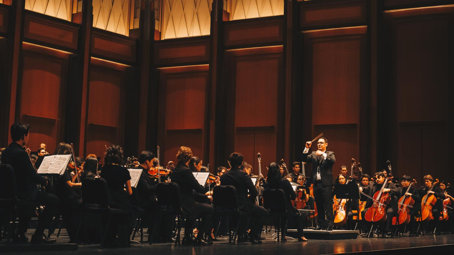 Large Retina | Inside Track: Youth Orchestra for West Side Story