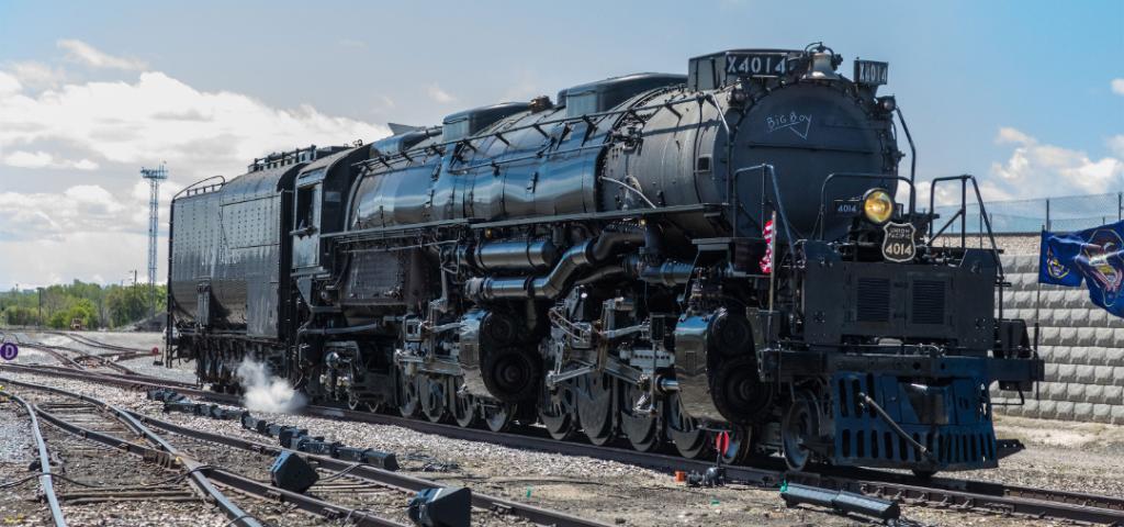 UP: UP No  4014 - The Big Boy