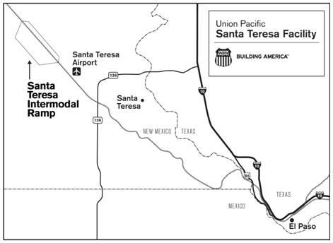 Santa Teresa California Map.Up Santa Teresa