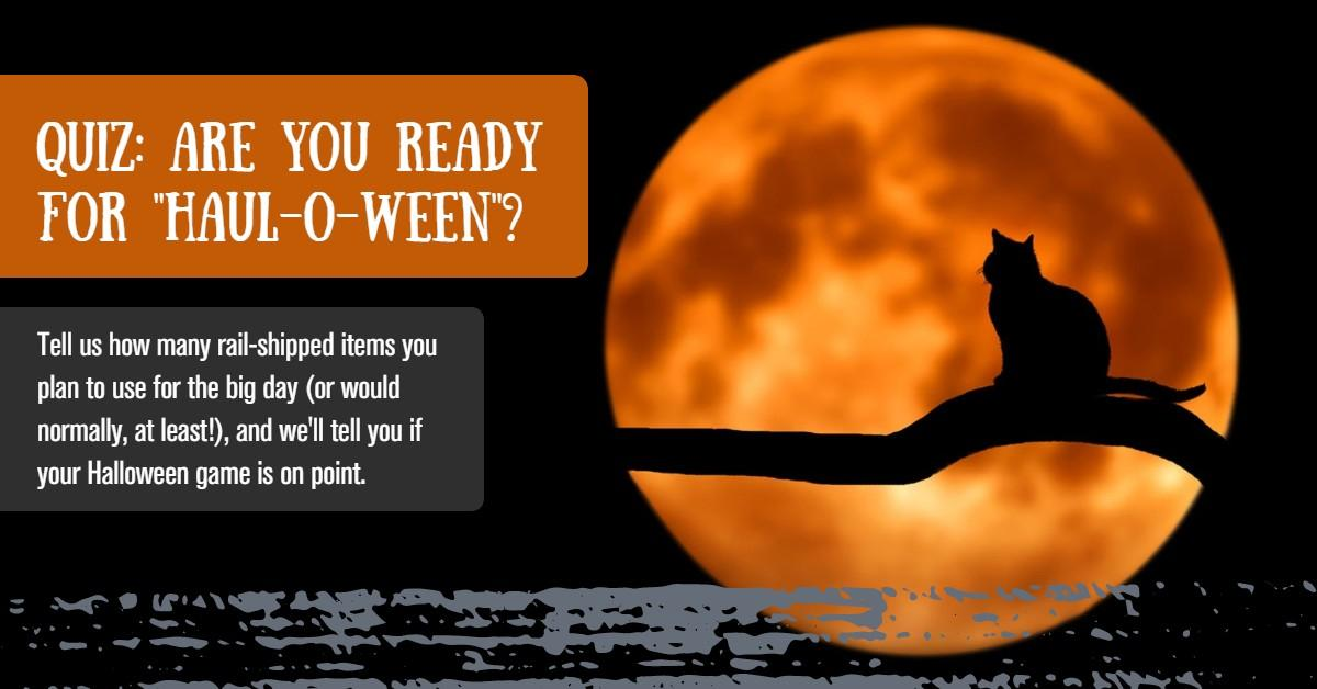 Original | Quiz: Are You Ready for Haul-o-ween?