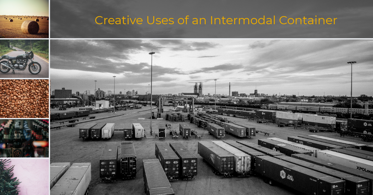 intermodal Containers MAIN