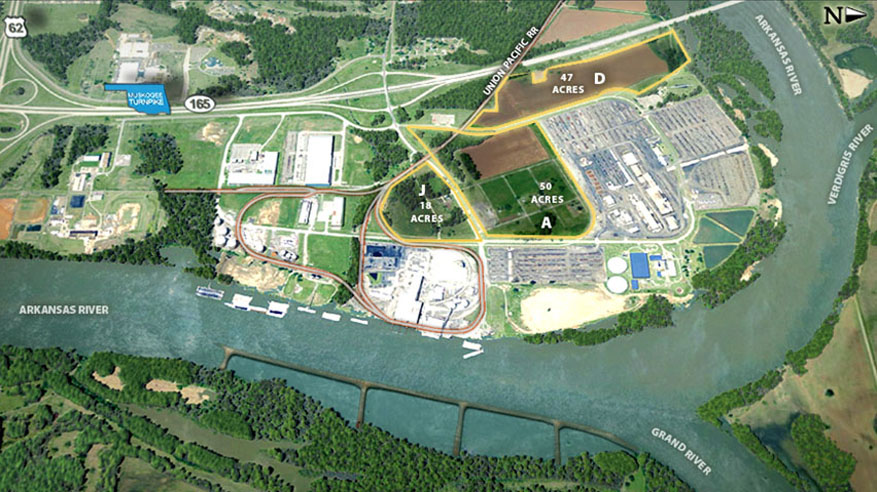 Port of Muskogee