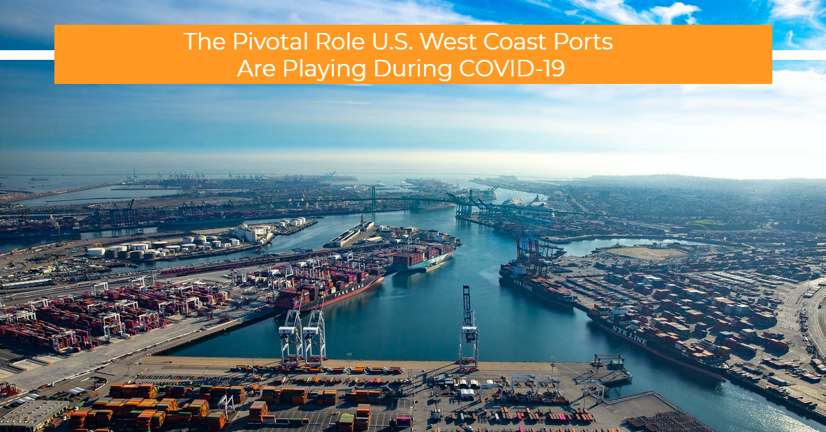 West Coast Ports MAIN