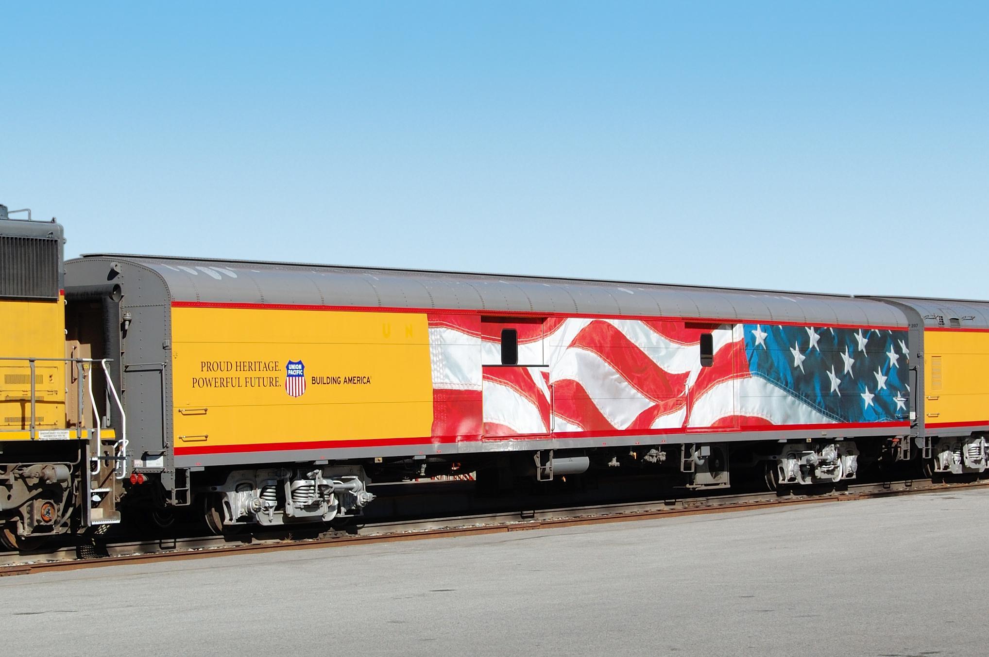 UP: Locomotive No. 4141 Unveiling Photo Gallery