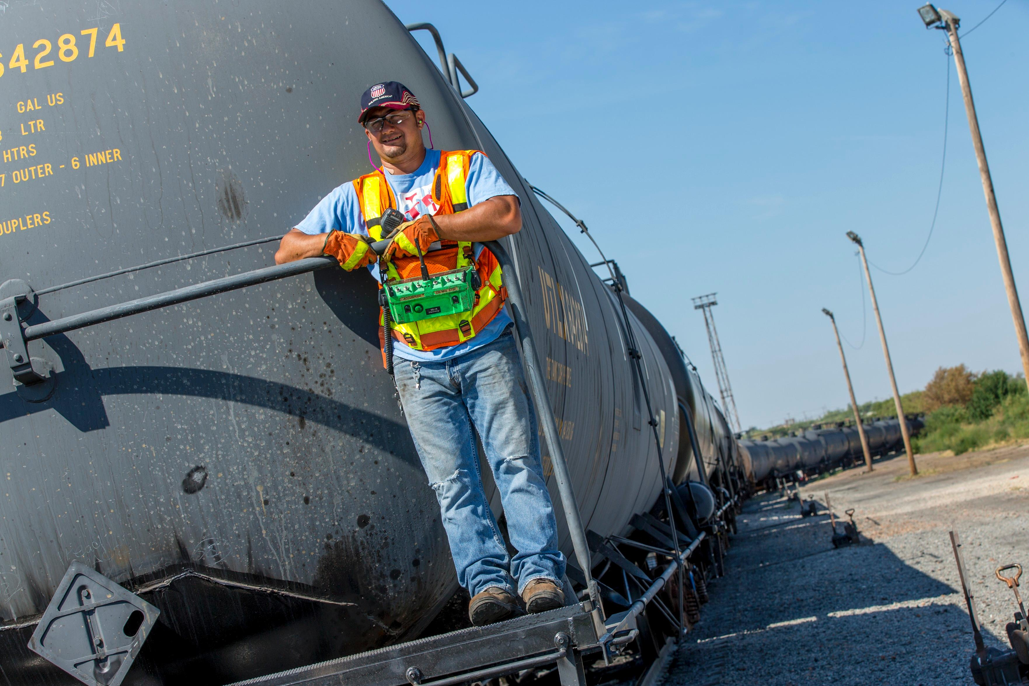 UP: Veterans Find Perfect Fit at Union Pacific Railroad