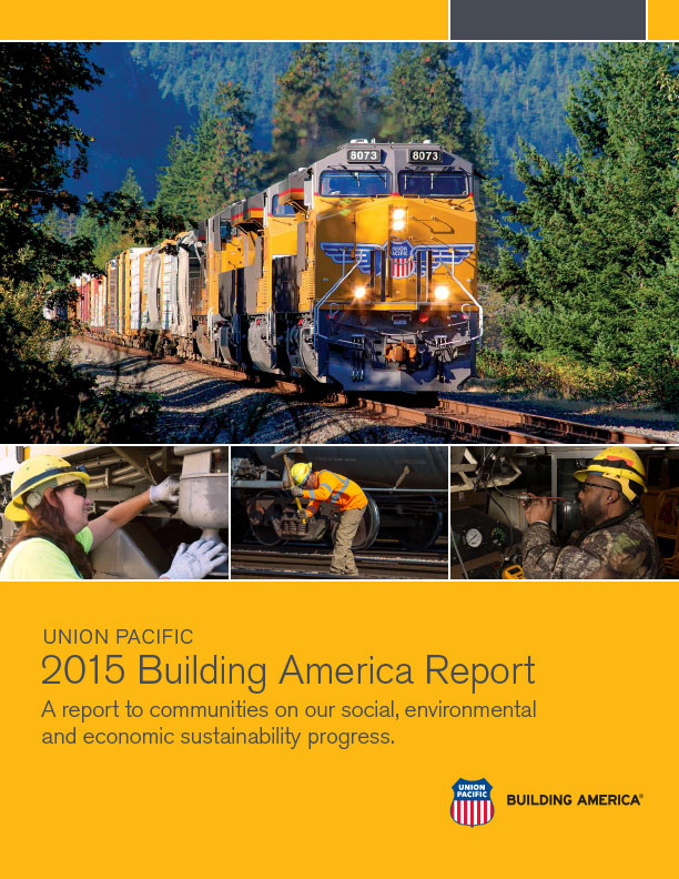 Building America Report: Cover 2015