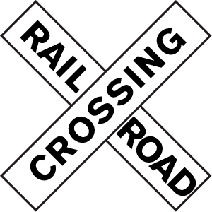 Up Types Of Railroad Crossing Warnings