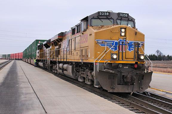 UP: Union Pacific Launches Port Laredo Expansion Project