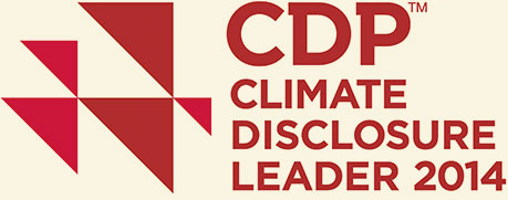 Sustainability Report 2015 - Environment CDP logo