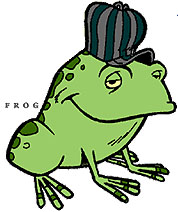 CDF UP Frog rrtalk