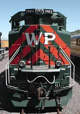 Used Cars Bay Area >> UP: Western Pacific Railroad
