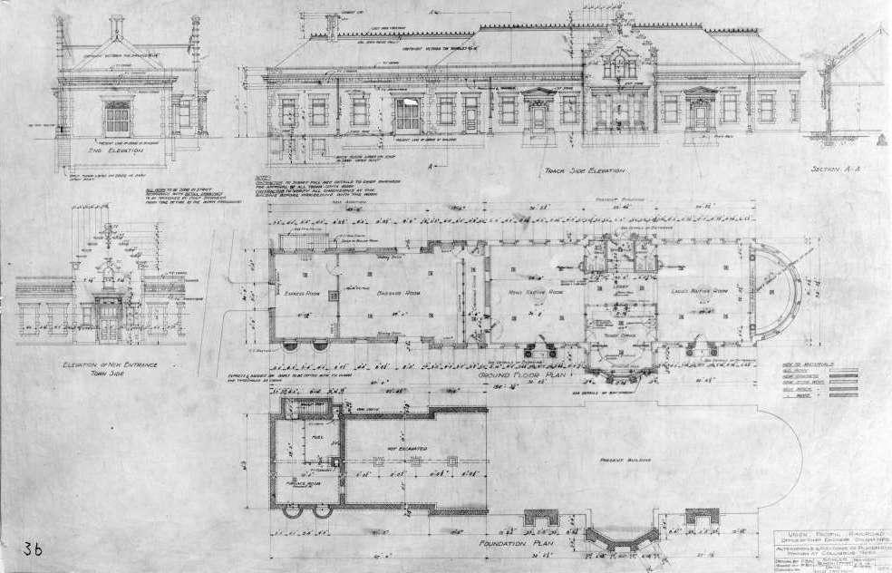 b03d385ec6aa Engineering drawing of the Columbus