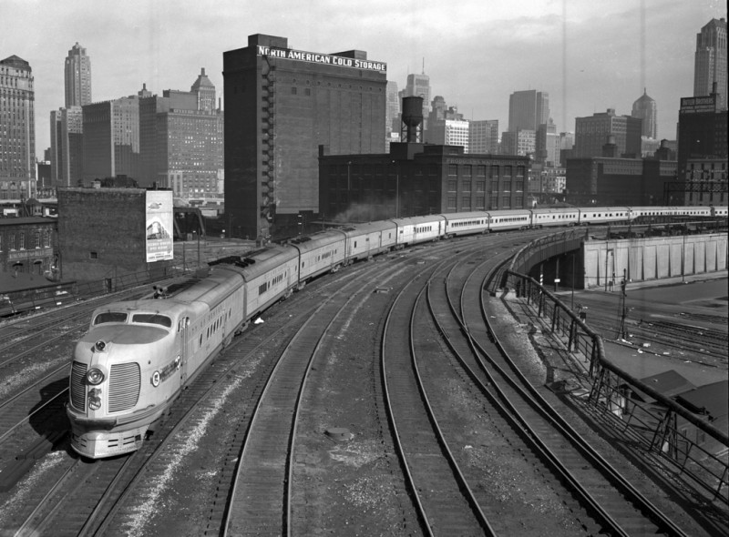 Hotels In Denver >> Timeline | History of Union Pacific